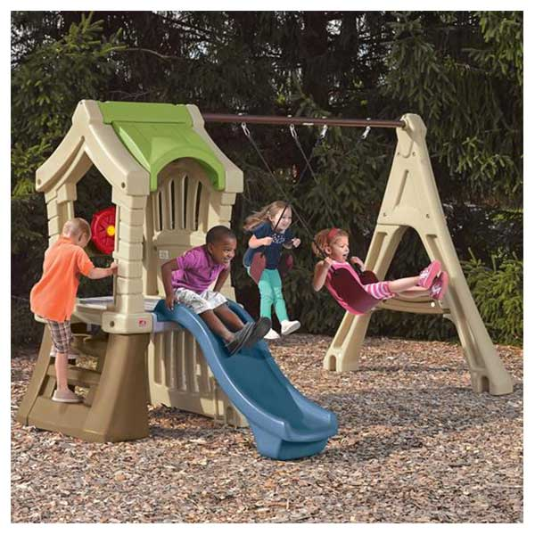 Play Up Gym Set Step2 Outdoors Fanateer